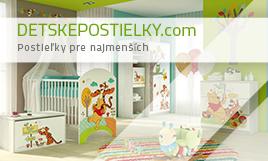 Detské postieľky - všetko pre vaše bábätko